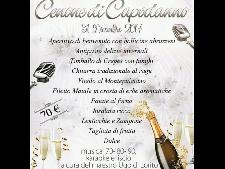Capodanno Agriturismo Casino di ReMartello Pescara Foto