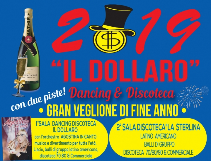 Capodanno Discoteca Il Dollaro Pescara Foto