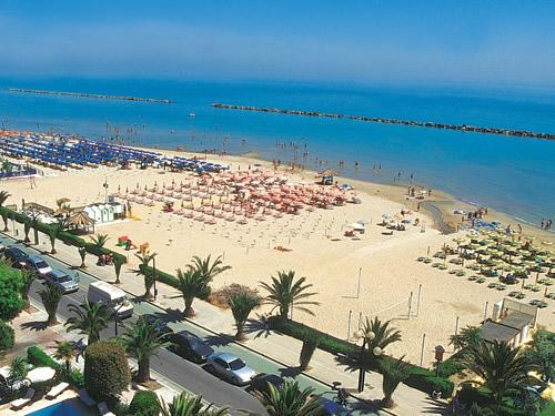 Pescara mare spiagge