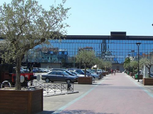 Pescara stazione treni